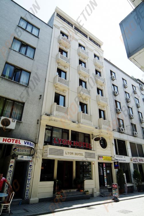 Lyon hotel aksaray for Aksaray hotels